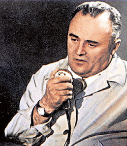 Под руководством Сергея КОРОЛЁВА была создана вся советская ракетная техника
