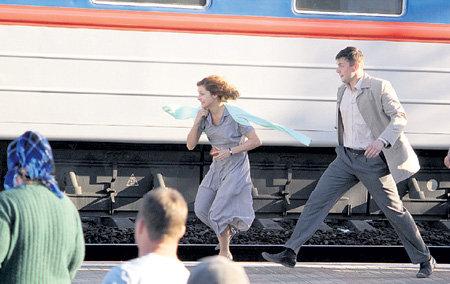 Певице Тамаре (Алена БАБЕНКО) удаётся бежать