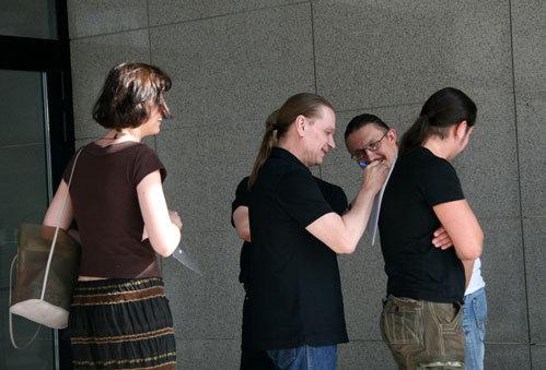 Автограф для саратовской поклонницы