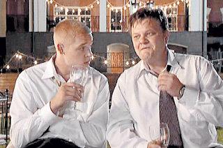 С Сергеем БЕЛЯЕВЫМ в сериале «Полный вперёд!»