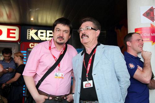 Борис Берман и Ильдар Жандарев