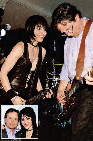 Майкл и Джоан уверены: жизнь - это рок-н-ролл!