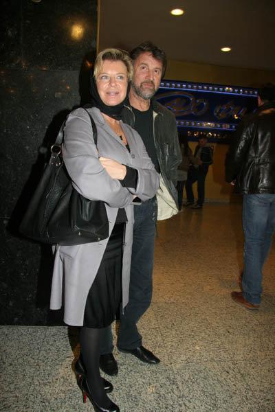 Леонид с женой Оксаной
