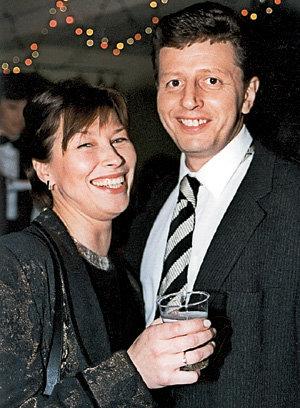 С женой Татьяной вместе уже четверть века