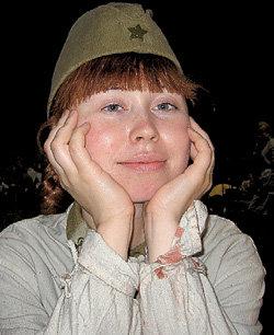 В «Утомленных солнцем-2. Цитадель» Анна сыграла медсестру…
