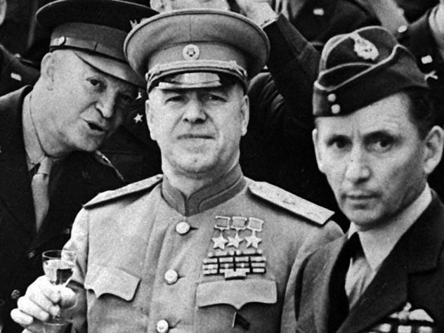 Маршал Жуков. Фото: wikimedia.org