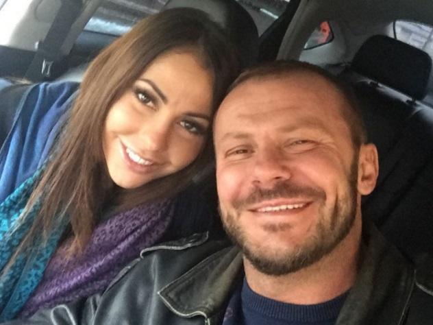 Елена Беркова в 4-й раз вышла замуж