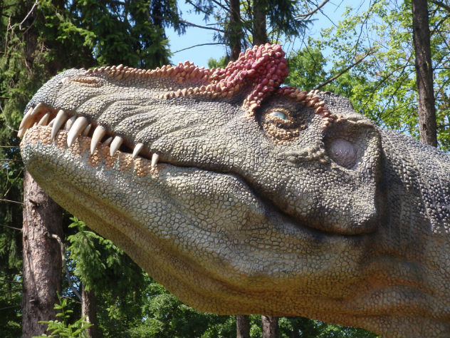 Ученые назвали причину расцвета эпохи динозавров