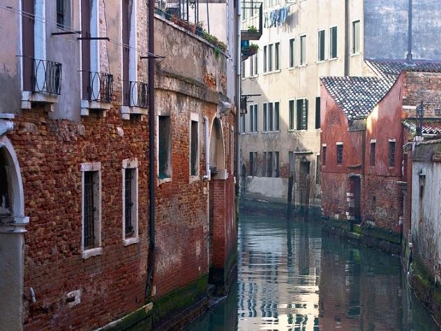 Полуголых туристов вВенеции будут подвергать наказанию штрафом