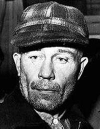 Эдвард Гин, 1958 год