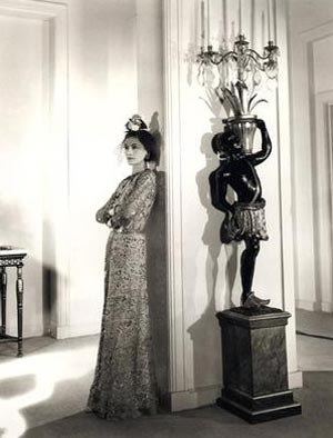 Коко Шанель, 1937 год. Фото: flickr.com