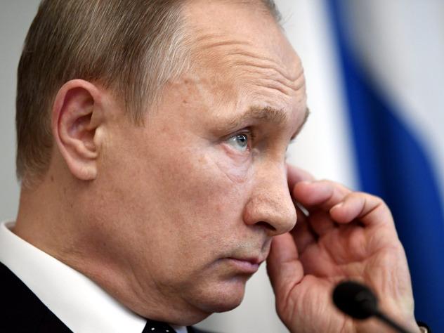 Путин планирует порыбачить подороге наДальний Восток