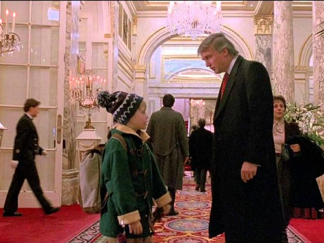 Мэтт Дэймон: Трамп требует роль засъемки вего небоскребах