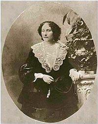 Нина Чавчавадзе в 1857 году