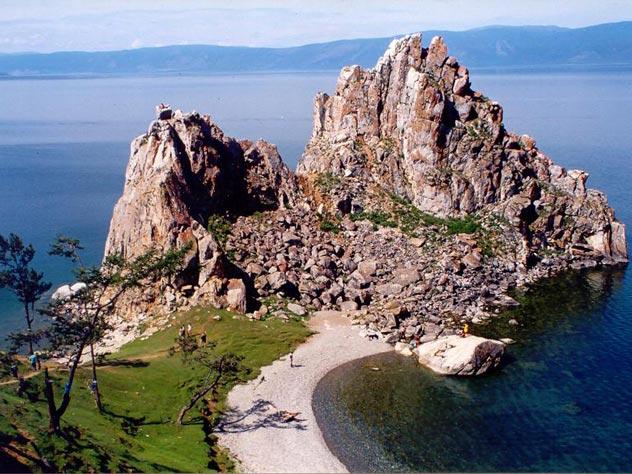 Фото озера. wikipedia / Andrzej Barabasz (Chepry)
