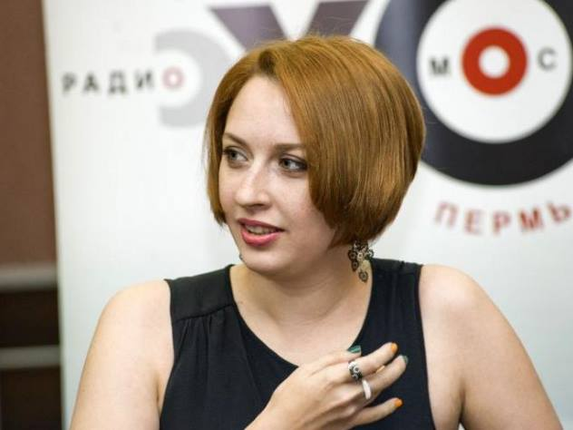 Неизвестный ударил ножом вгорло ведущую «Эхо Москвы»