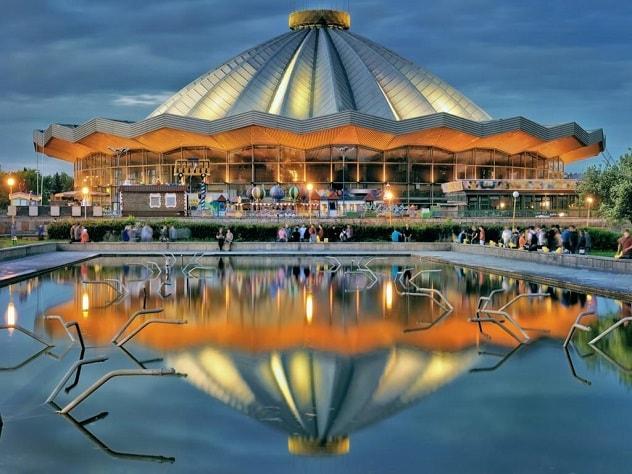 Мэрия столицы планирует забрать цирк напроспекте Вернадского себе
