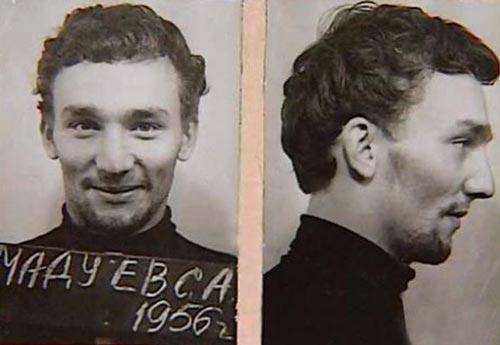Сергей Мадуев после задержания. wikimedia