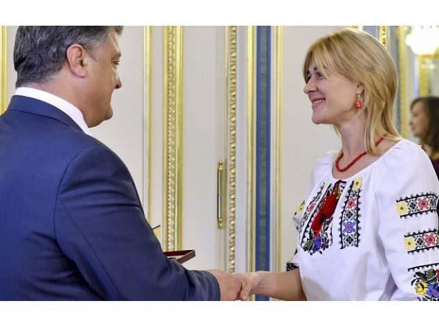 Ляшко поведал опоступке лучшей украинской учительницы