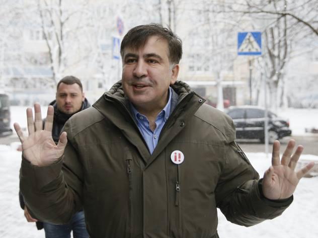 Саакашвили нужно экстрадировать «куда угодно», считают вРаде