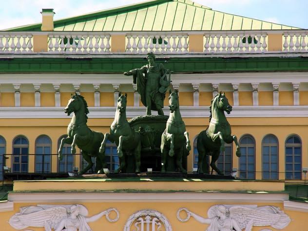 ВПетербурге раскрыто убийство старейшей работницы Мариинского театра