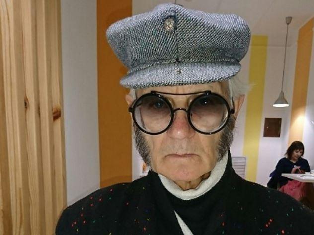 Престижный пенсионер прославился элегантными нарядами— русский Джанлука Вакки