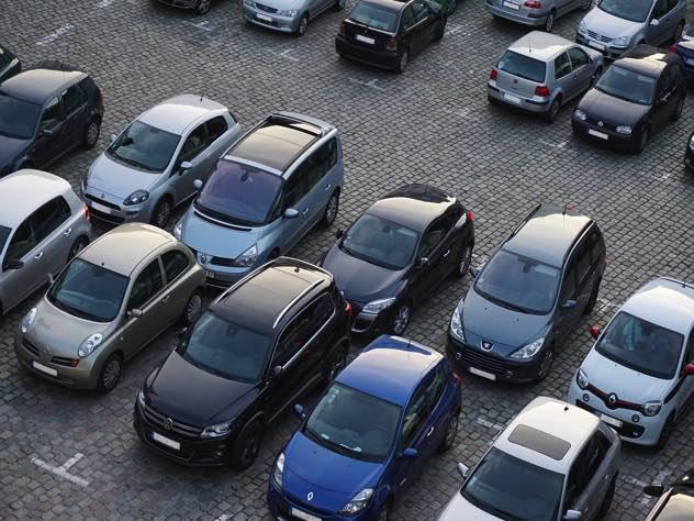 ВПетербурге 8 парковок перевели вручной режим из-за сбоя онлайн-касс