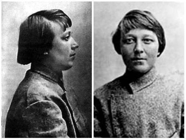 Мария Никифорова, знаменитая Маруся, фото из тюремного архива, 1909 год. Источник: wikipedia.org