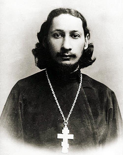 Павел Флоренский. Источник: wikipedia.org