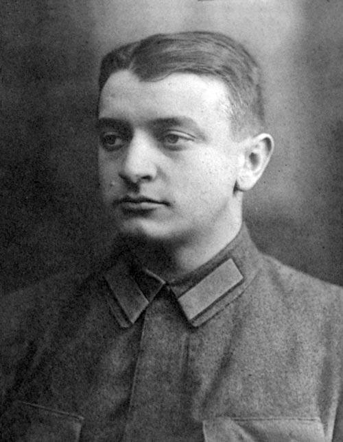 Командарм Михаил Тухачевский в годы Гражданской войны. Источник: wikipedia.org