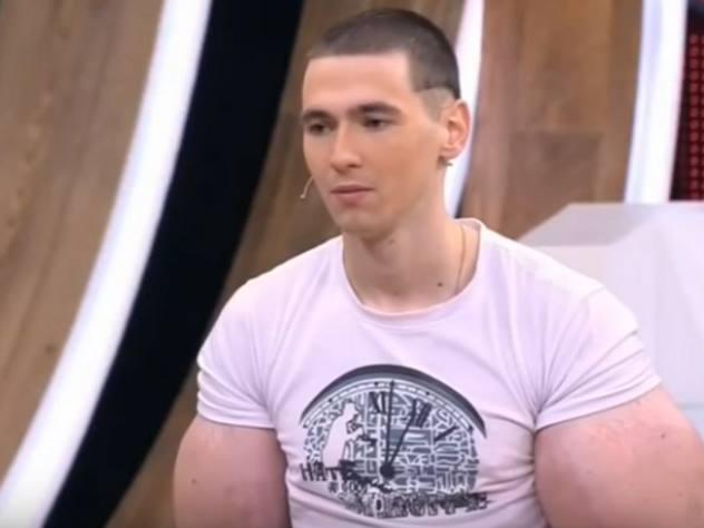 «Синтоловый качок» Кирилл Терешин показал свою избранницу