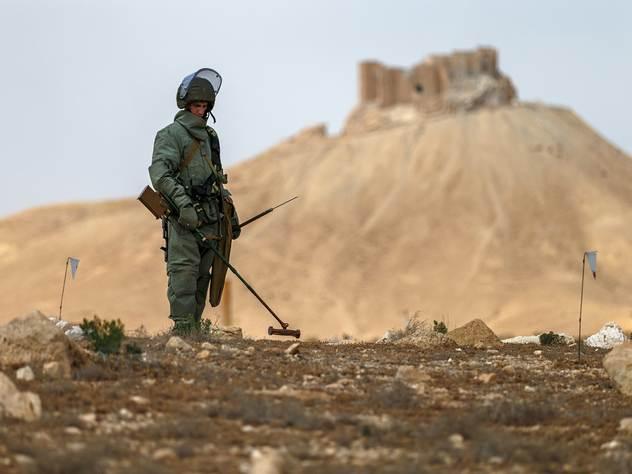 Представитель Минобороны сообщил о готовящейся в Сирии провокации с химоружием