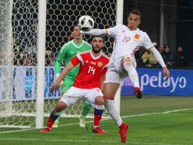Фернандо Йерро возглавил сборную Испании по футболу