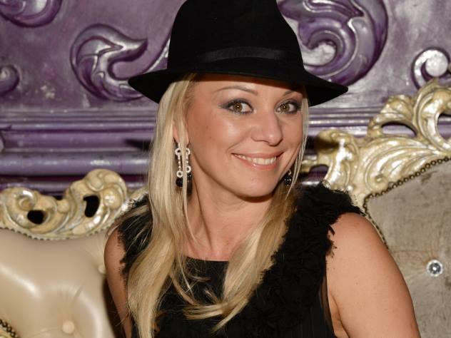 Певица Ирина Салтыкова