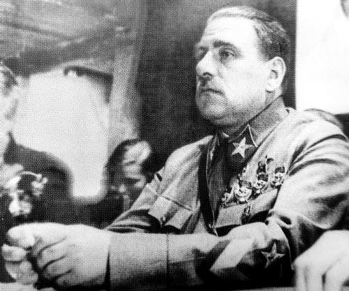 Маршал Василий Константинович Блюхер. Источник: wikipedia.org