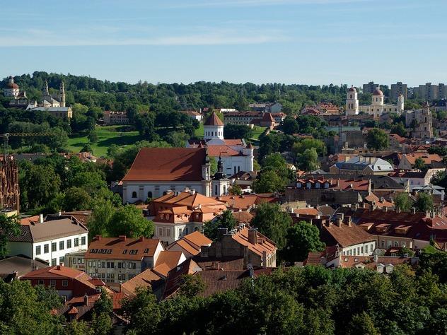 В Вильнюсе туристам нужно приготовить дополнительный 1 евро в день за право находиться в городе