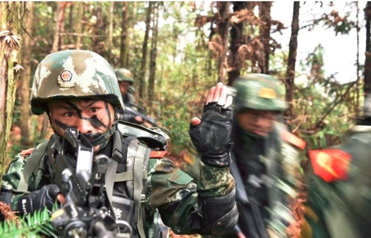 китае создали мощное оружие против террористов