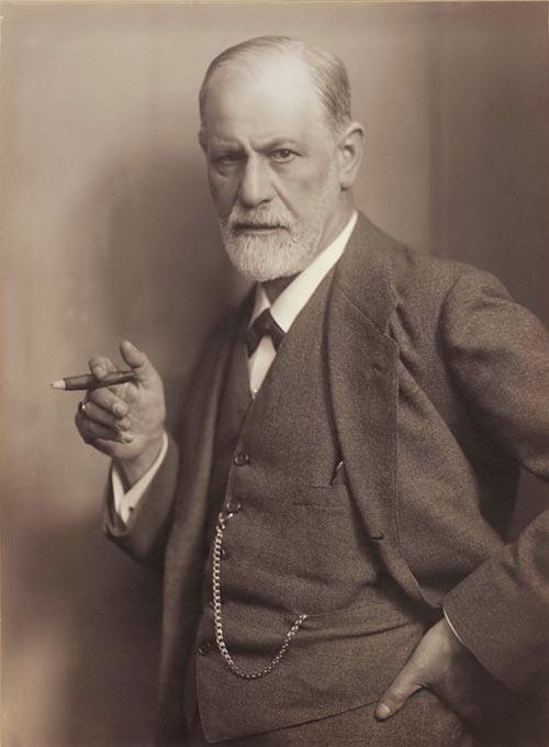 Самое известное фото Зигмунда Фрейда. Обложка журнала Life, 1922 год. Фото: wikimedia.org