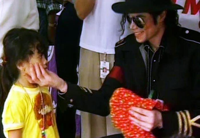 Кадр из документального фильма «Майкл Джексон. Запретная любовь», 2011 г.