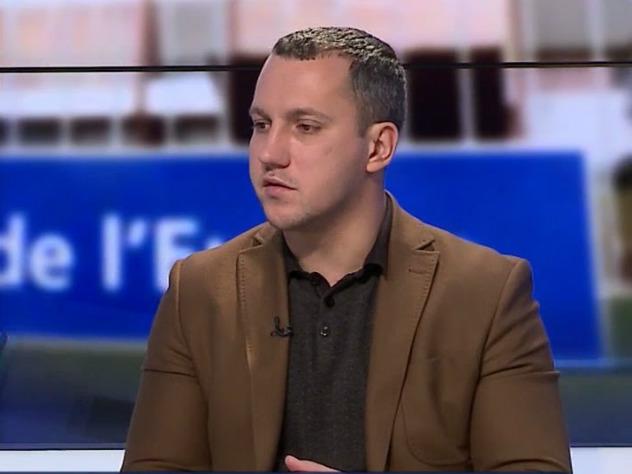Депутат Верховной Рады Дмитрий Линько
