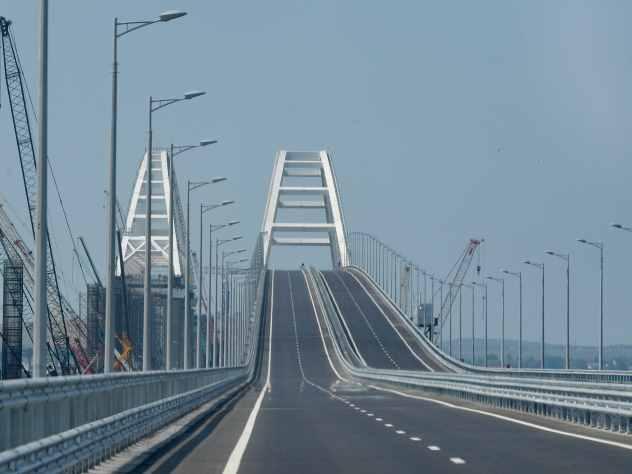 Туристы из Украины в восторге от Крымского моста