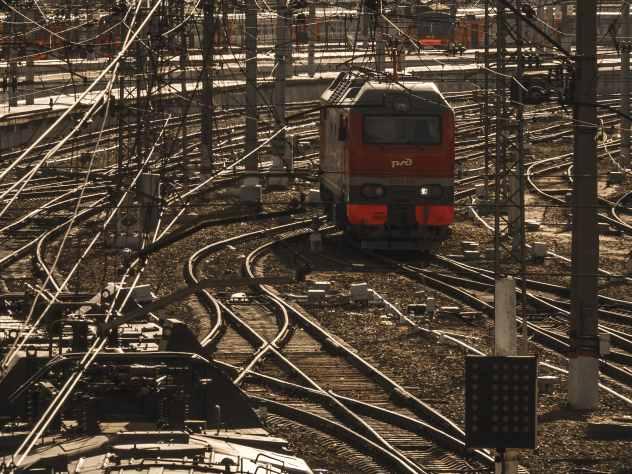 Поезда, возможно, не будут ходить из России на Украину