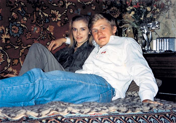 Оксана Костина и Эдуард Зеновка не успели пожениться