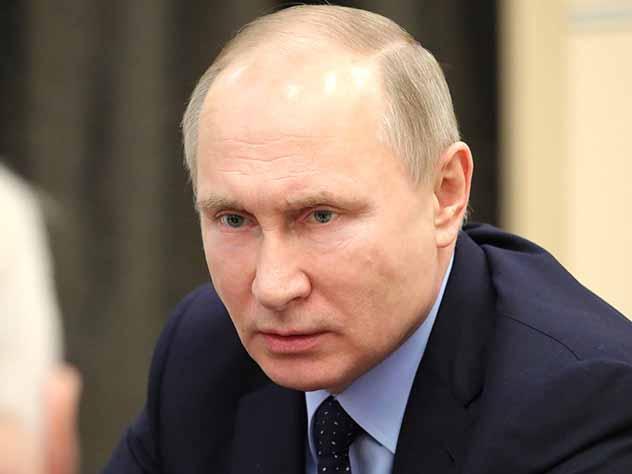 Владимир Путин о Скрипале