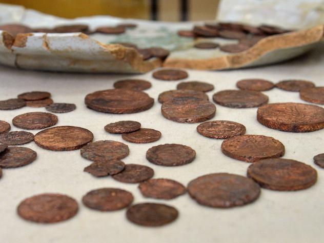 ценные монеты