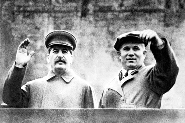А ведь Никита Сергеевич считался ближайшим соратником Иосифа Виссарионовича!