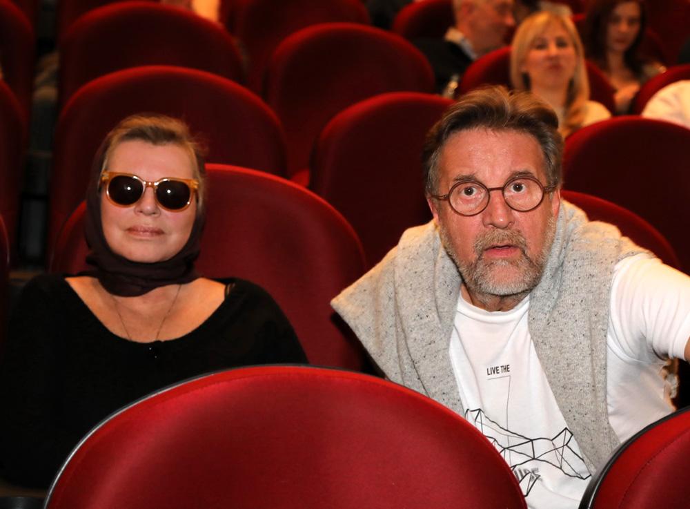 Леонид ярмольник с женой фото