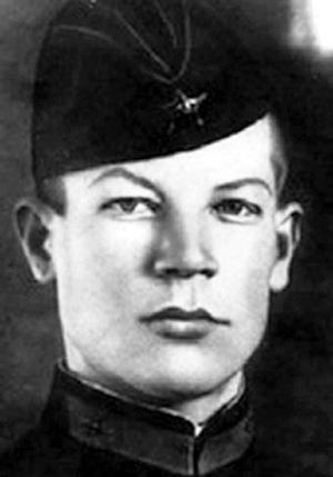 Герой Советского Союза Василий Ермолаев
