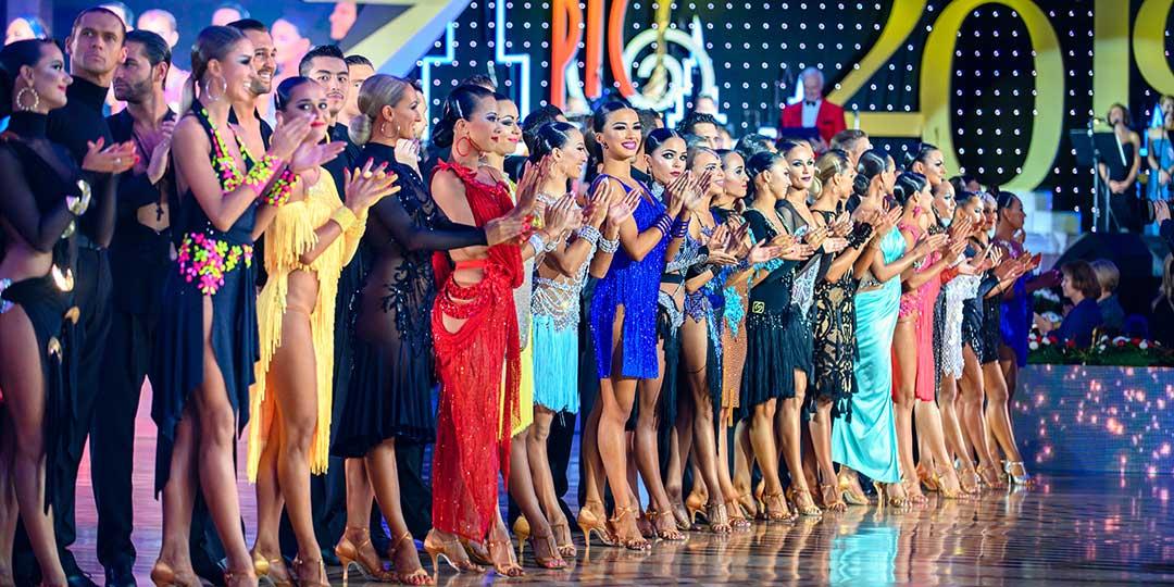 Кубок мира по латиноамериканским танцам остался в России