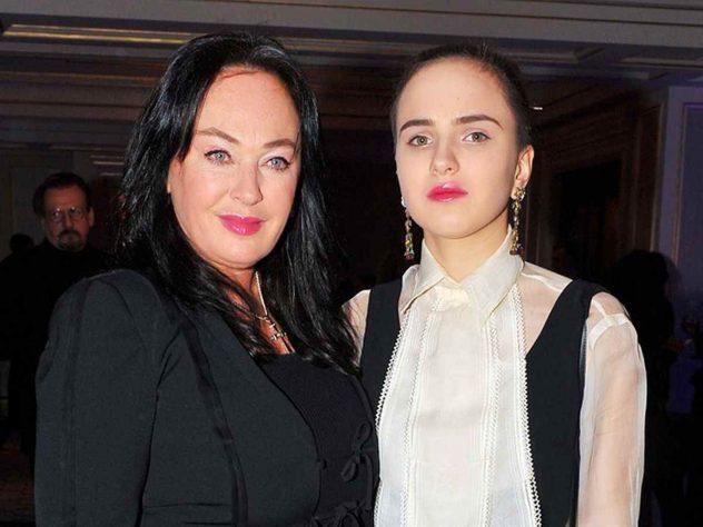 Гузеева с дочерью Ольгой